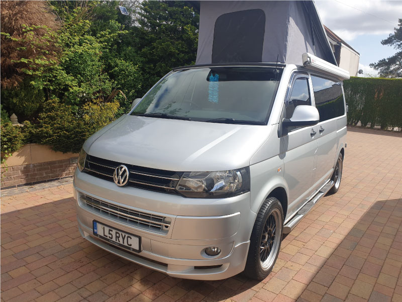 Motorhome and Campervan Cleaning Services