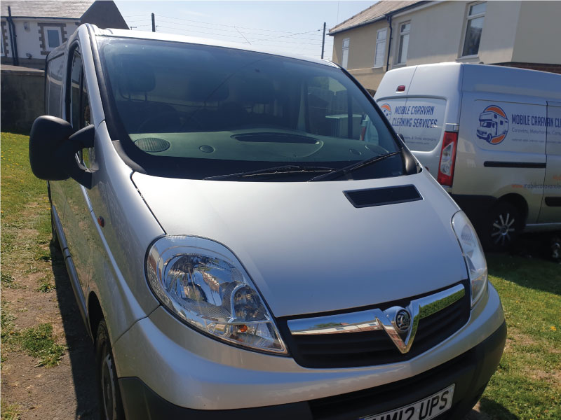 Learn more about our van valeting services